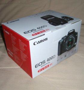 Canon 400d практически новый
