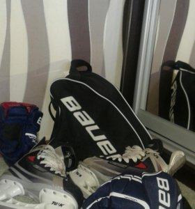 Набор юного хокеиста
