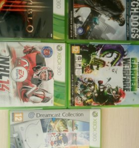 Ватч догс и Diabloпродал.Игры лицензия!!!Xbox 360