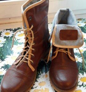 Полусапоги ботинки