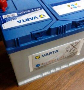 Аккумулятор Varta 70 а/ч 630 А Blue Dynamic