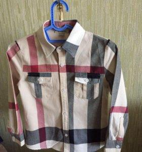 Рубашка  детская  р-р  120