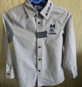 Рубашка  детская  р- р 120