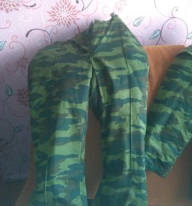 Камуфляж зимний офицерский два комплекта