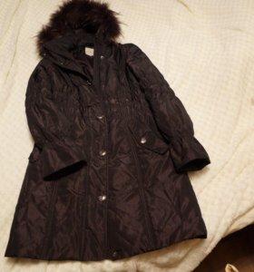 Пальто на синтепоне весна-осень