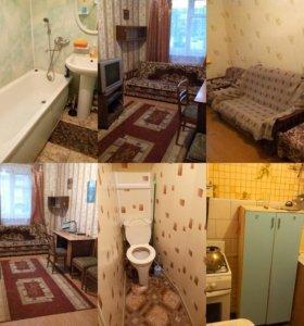 Сдам трехкомнатную квартиру