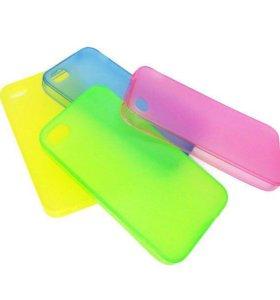 Чехол iPhone 4/4s (силикон)
