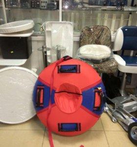 Ватрушка для катания зимой диаметр 80 см.