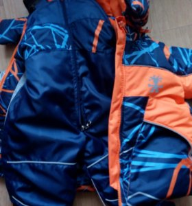 Зимний костюм 80-86