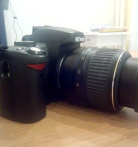 Фотоаппарат Nikon D60 kit AF-S NIKKOR 18-55 mm