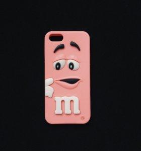 Чехол M&M's IPhone 5s