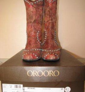 Ботильоны ботинки полусапожки ORO ORO  38-38,5