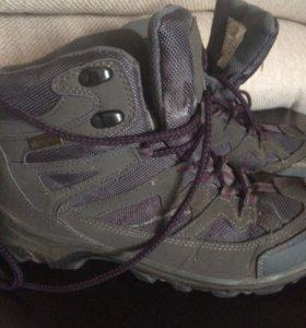 Ботинки осень-зима 38