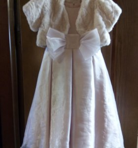 Платье бальное р. 116-128