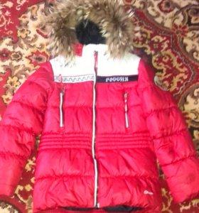 Куртка детская (зимняя)