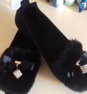 Мокасинки! новая женская обувь р-р37-38