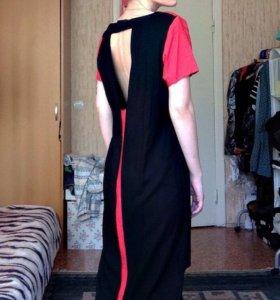 Необычное платье Rutme