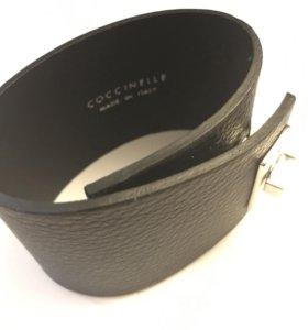 Чёрный браслет COCCINELLE