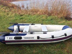 Лодка Ямаран Т300
