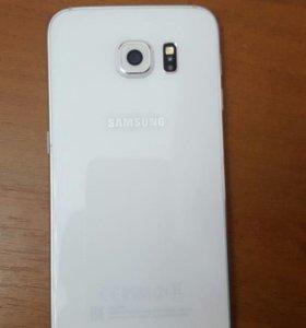 Samsung galaxy s6 белый жемчуг