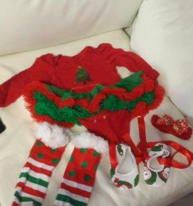 Прокат новогоднего костюма