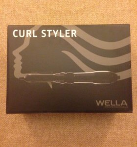 Фен-щётка-щипцы Wella Pro curl Styler