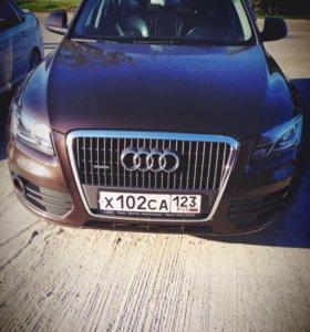 Audi Q5 Quattro.