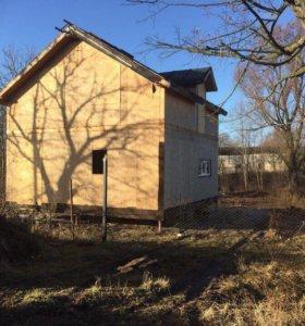 Дом из Сиб панелей