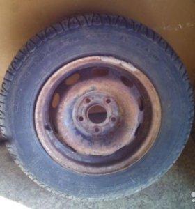 Колесо от BMW