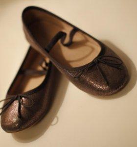 Zara Детские туфельки 28