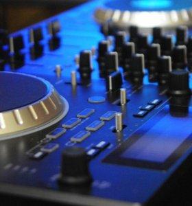 DJ контроллер NUMARK MIXDECK QUAD (возм.обмен)