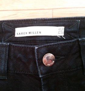 черные джинсы karen Millen