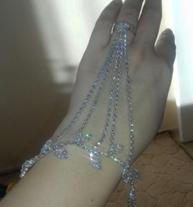 Новое украшение на руку!