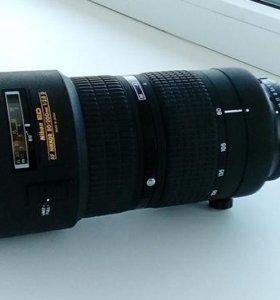 Объектив Nikkor 80-200mm 1:2,8 D.