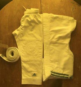 Кимоно Adidas 110-120