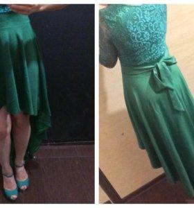 Шикарная нарядная платья