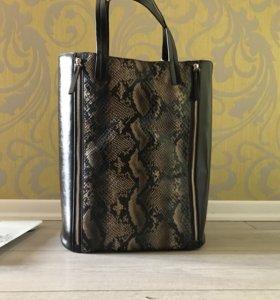 Новая итальянская сумка