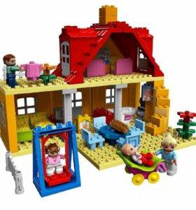 Лего дупло Дом 5639
