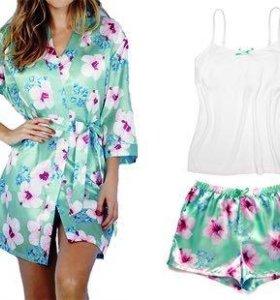 Халат + пижама (размер 54)