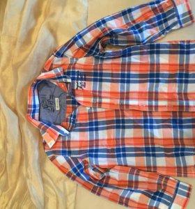 Рубашка на мальчика, размер 116