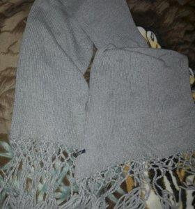 Новый ,длинный шарф