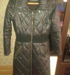 Австрийское стеганное пальто