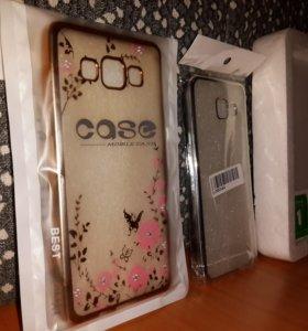 Чехлы  и защитное стекло на Samsung  a5 2015  a3