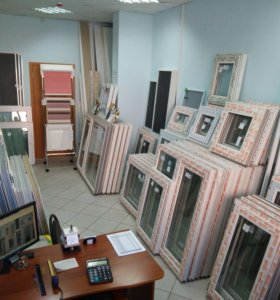 Новые окна , двери готовые не б/у