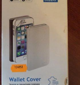 Чехол iPhone 5, 5s
