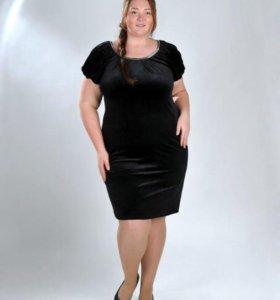 Платье Шанель черный