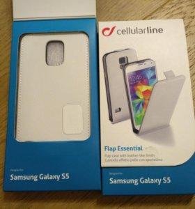 Чехол Cellularline на Samsung Galaxy S5