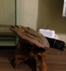 Камень-скала для аквариума/террариума