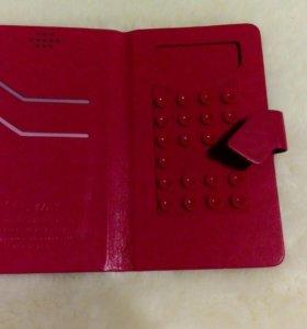 Чехол-книжка для смартфонов