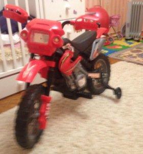 Электро мотоцикл